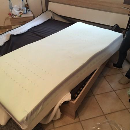 smood matratze von home24 test erfahrungen. Black Bedroom Furniture Sets. Home Design Ideas