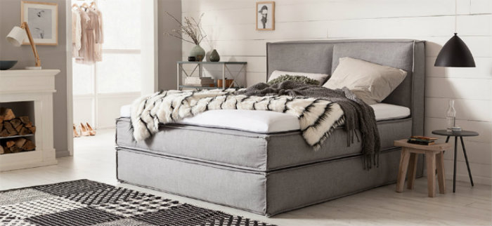 boxspringbett test 2018 unsere testsieger im vergleich neu. Black Bedroom Furniture Sets. Home Design Ideas