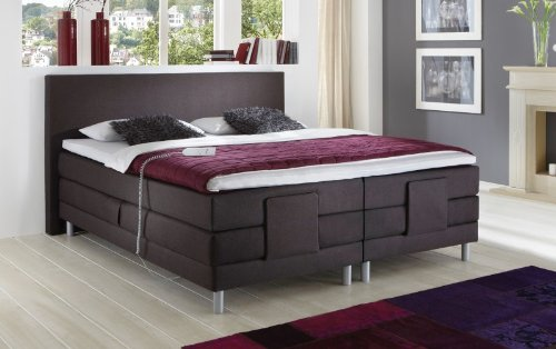 vital flexion elektrisches boxspringbett im test matratzen test 2017. Black Bedroom Furniture Sets. Home Design Ideas